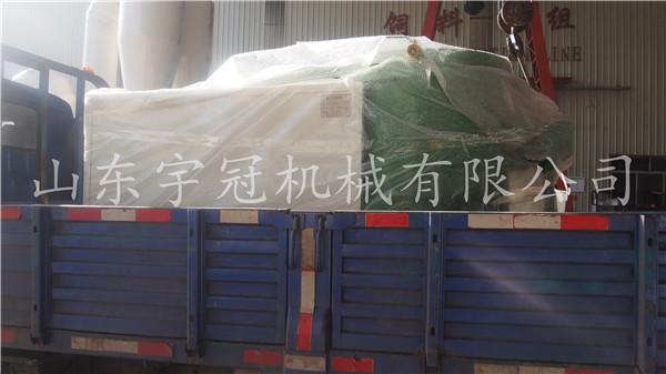 2017.11.22广西生物质燃烧机发货