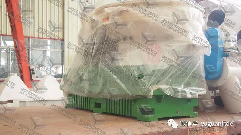 2018.5.6江苏560B颗粒机生产线发货
