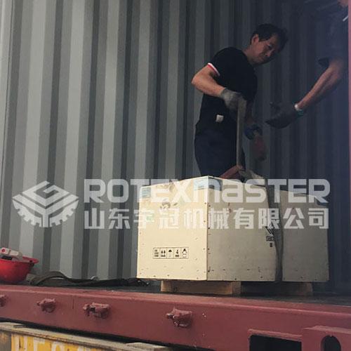 5月31日马来西亚高效粉碎机发货