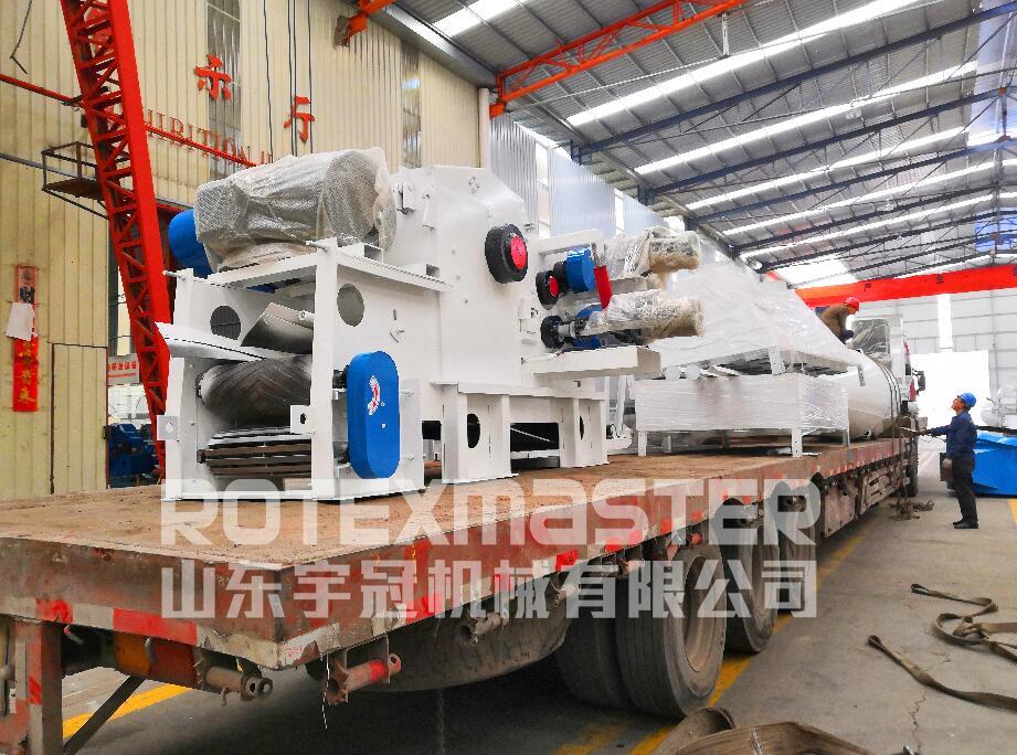 11月15日湖南时产2吨生产线发货