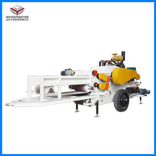 移动式木片机|柴油木片机